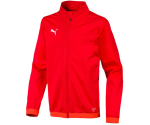 Puma Liga Training Jacket Jr (655688) puma red/puma white