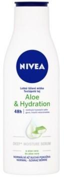 Nivea Aloe Hydration leichte Body lotion mit Aloe Vera (250ml)