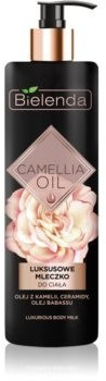 Bielenda Camellia Oil pflegende Body lotion (400ml)