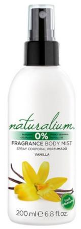 Naturalium Fruit Pleasure Vanilla Refreshing Body Spray (200ml)