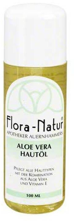Alte Kloster-Apotheke Aloe Vera Hautöl Flora Natur (100ml)