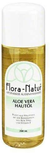 Alte Kloster-Apotheke Aloe Vera Hautöl Flora Natur (200ml)