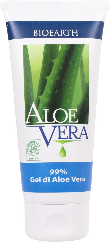 BIOEARTH Aloe Vera Gel 99% (100ml)