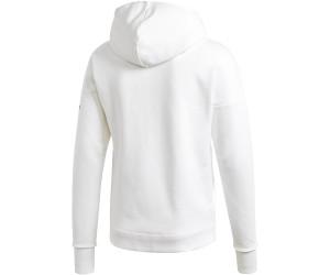 Adidas Men Athletics Z.N.E. 3 Stripes Hoodie white (FL3983