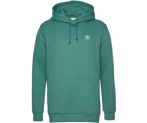 Adidas Men Originals Trefoil Essentials Hoodie future hydro