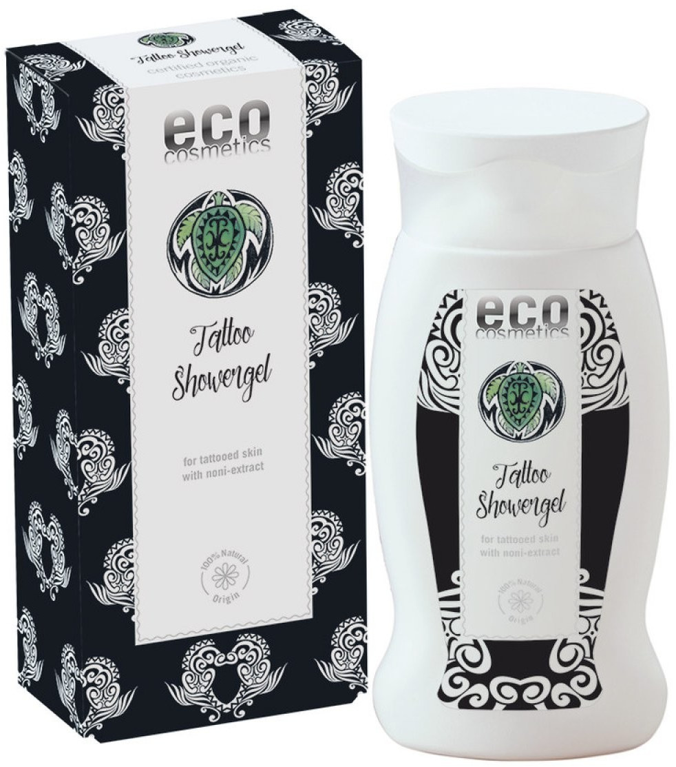 Eco Cosmetics Tattoo Duschgel (200ml)