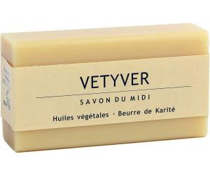 Savon du Midi Männer-Seife mit Karité-Butter - Vetyver