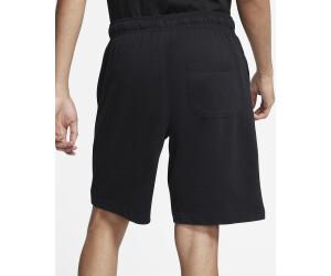 Nike Sportswear Club Fleece Men's Shorts blackwhite au