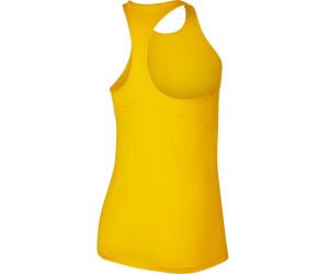 Nike Pro Mesh Tank Women (AO9966) university goldwhite au