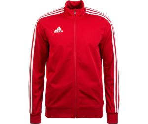 Adidas Tiro 19 Herren Trainingsjacke power red rot weiß
