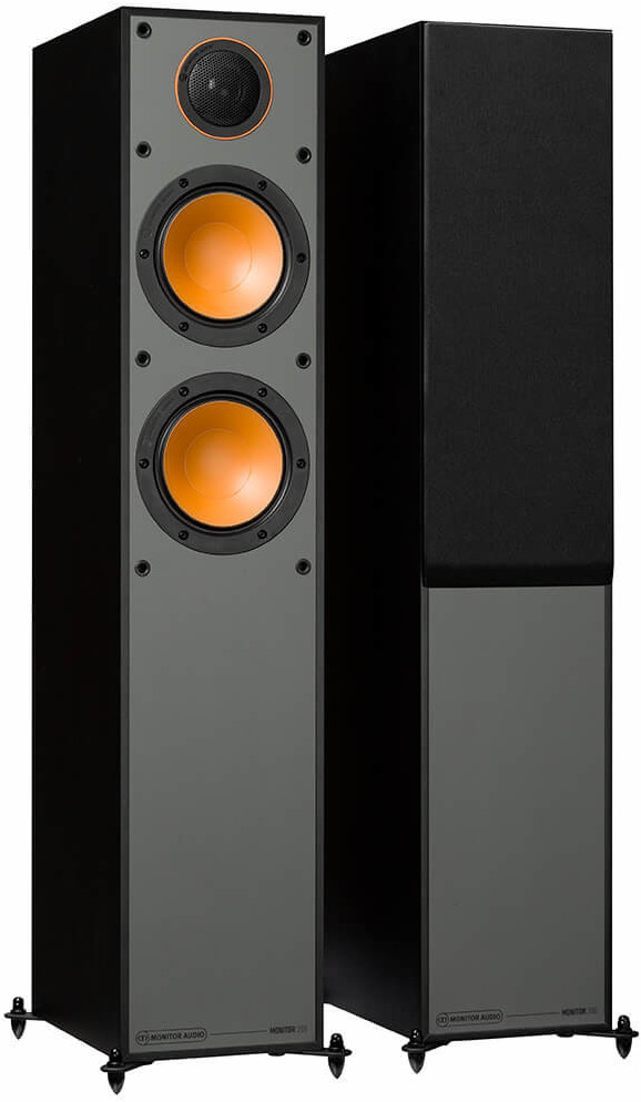 Monitor Audio Monitor 200 schwarz