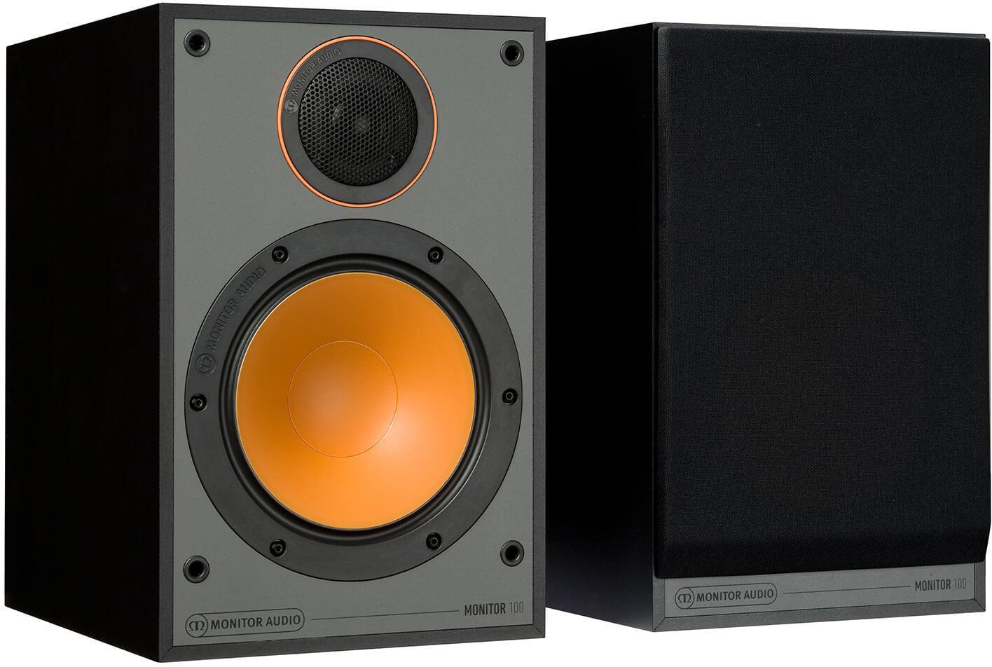 Monitor Audio Monitor 100 schwarz