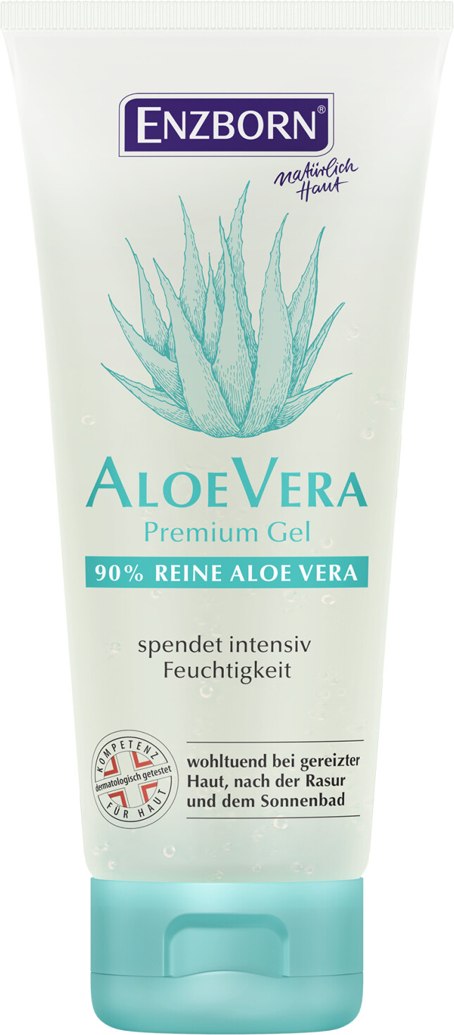 ENZBORN Premium Aloe Vera Gel (100ml)