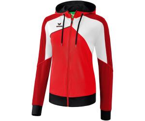 Erima Hooded Premium One 2.0 Training Jacket Women (10718