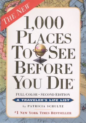 Image of 1,000 Places to See Before You Die (ISBN: 9780606316422)