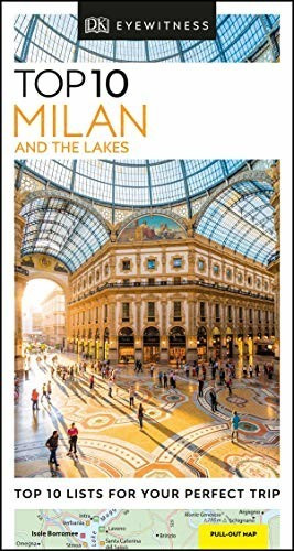 Image of DK Eyewitness Top 10 Milan and the Lakes (ISBN: 9780241408575)
