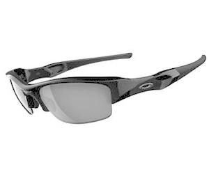 Oakley Herren Sonnenbrille »FLAK JACKET OO9008«, schwarz, 03-881 - schwarz/schwarz