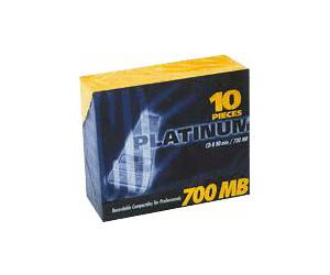 Image of Bestmedia CD-R 700MB 80min 52x 10pk Slim Case