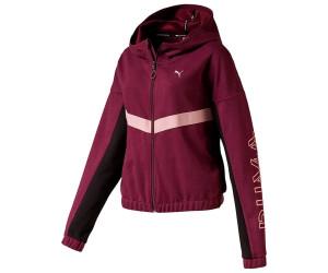 Puma HIT Feel It Knitted Training Sweat Jacket Women