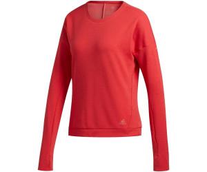 Adidas Supernova Run Cru Sweatshirt Women's glory red ab 39