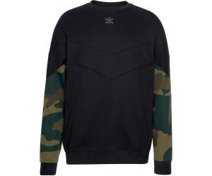 Adidas Men Originals Camouflage Crew Sweatshirt black