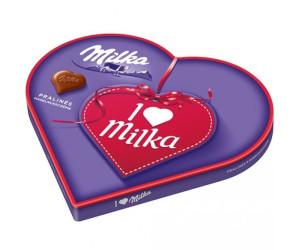 Milka I Love Milka Herz Haselnusscrème (165g)