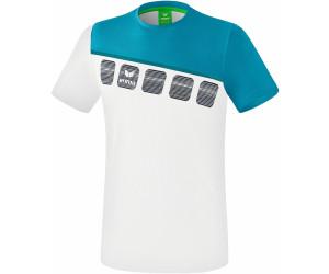 Erima 5 C T Shirt Men ab 17,26 € | Preisvergleich bei
