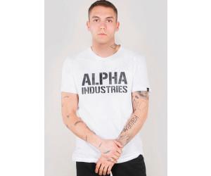Alpha Industries Camo Print T Shirt (1565133) white ab 25,90