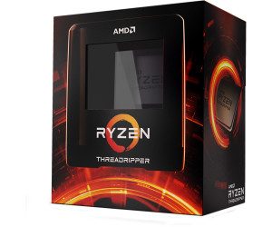 AMD Ryzen Threadripper 3990X Box
