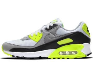 Nike Air Max 90 whitevoltblackparticle grey au meilleur