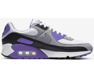 Nike Air Max 90 whitehyper grapeblackparticle grey ab 123