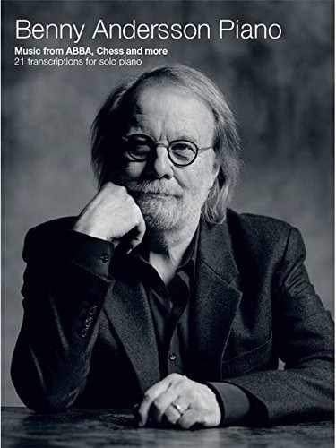 Image of Music Sales Benny Andersson: Piano - Music from ABBA, Chess and more