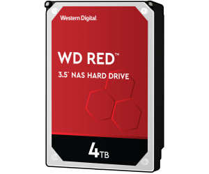 Western Digital Red SATA III 4TB (WD40EFAX)