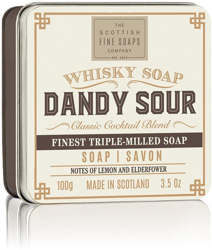 Scottish Fine Soaps Soap Whisky Dandy Sour (100g)
