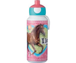 My Horse Pferd 107410065369 MEPAL Rosti Trinkflasche Pop-up Campus 400 ml