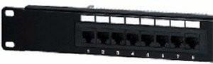 Equip Patch-Port-Panel 16Port 19´´ Cat. 6