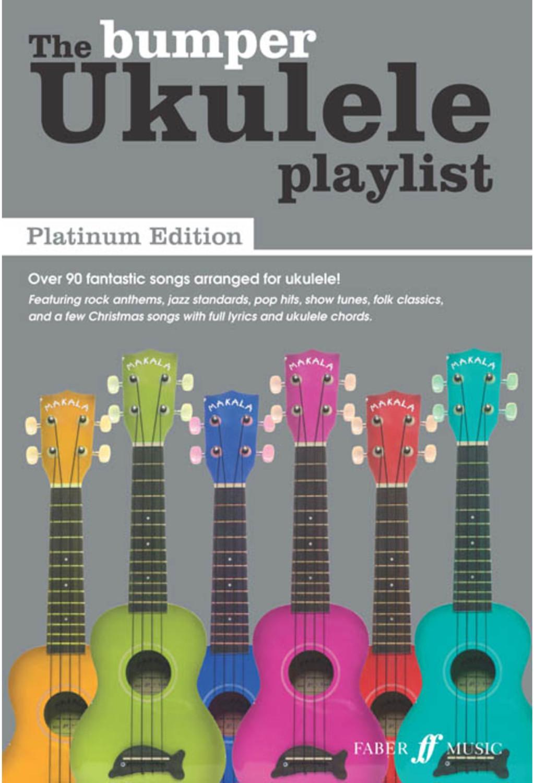 Image of Faber Music The Bumber Ukulele Playlist - Platinum Edition