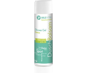 Ihle Vital Duschbalsam - basisches Duschgel pH 74 - 76 (200ml)