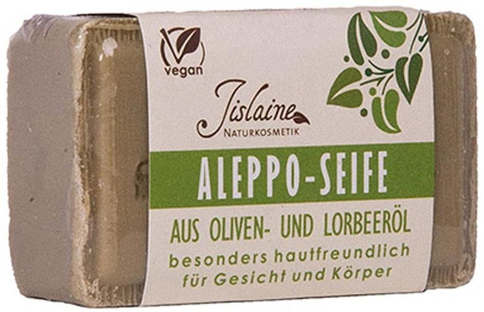 Jislaine Naturkosmetik Aleppo-Seife (100g)