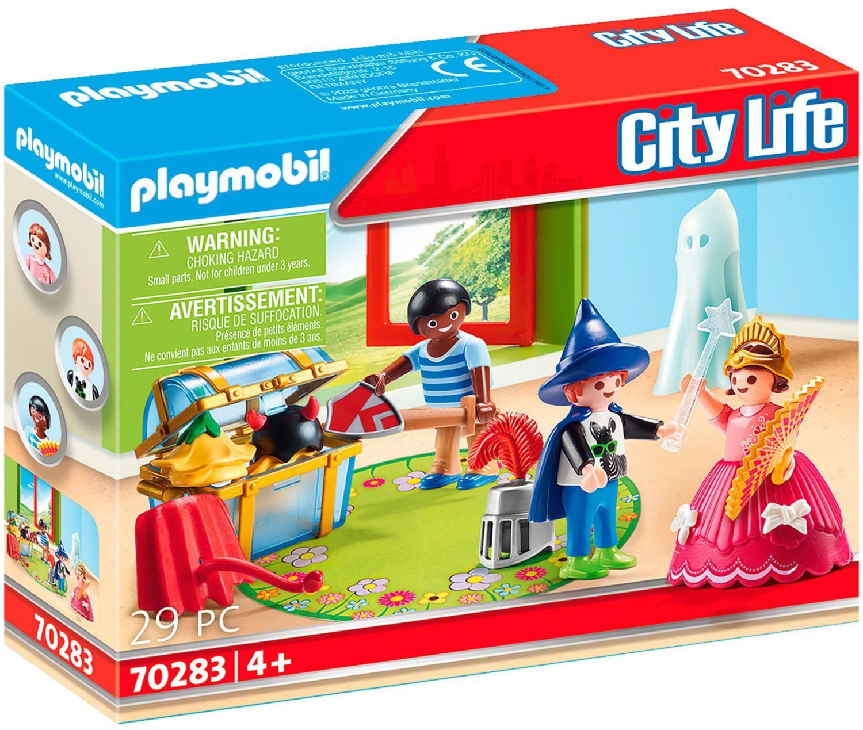 Playmobil City Life - Kinder mit Verkleidungskiste (70283)
