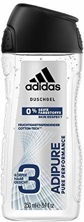 Adidas Adipure Duschgel (250ml)