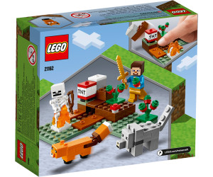 21162 Das Taiga-Abenteuer LEGO Minecraft