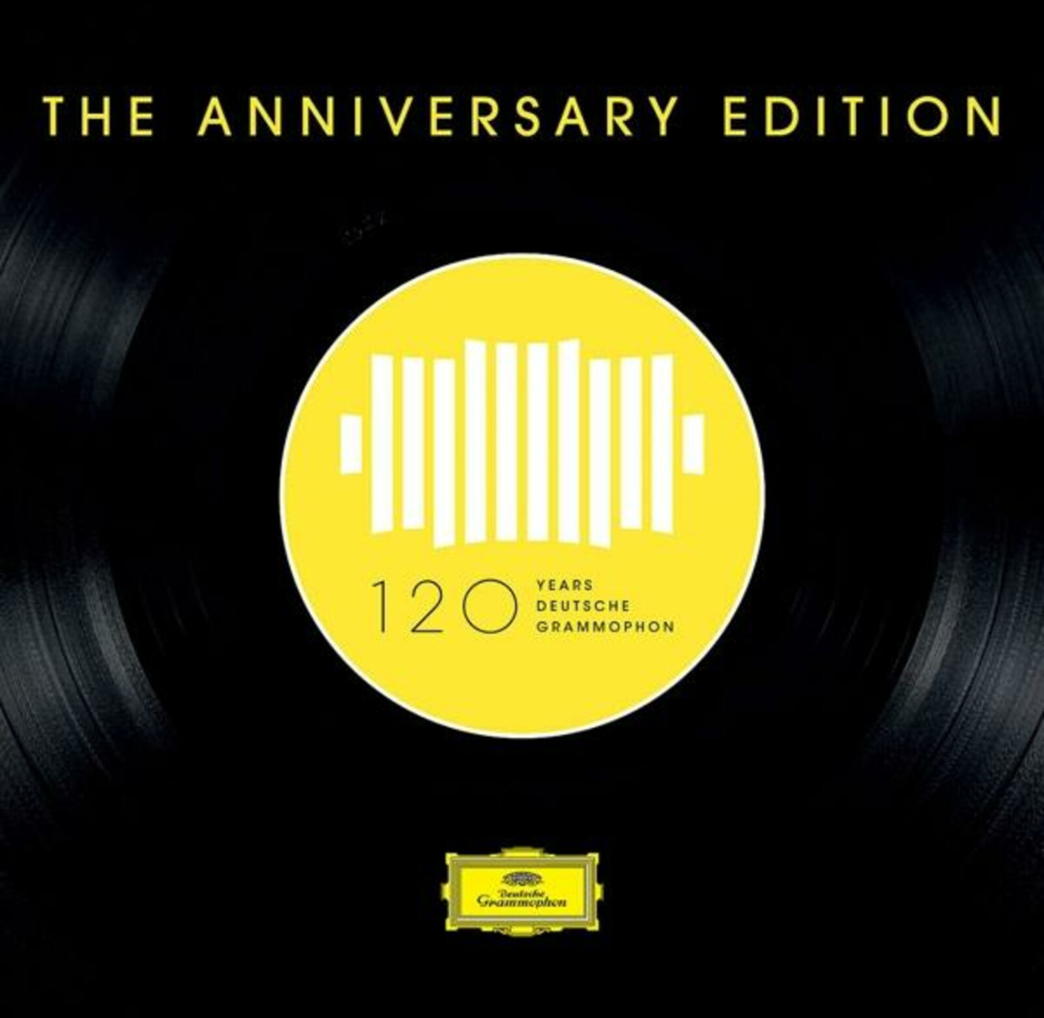 Image of 120 Jahre deutsche Grammophon - The Anniversary Edition (Limited Edition) (CD + Blu-ray)