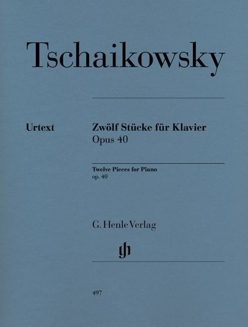 Image of Henle Verlag HN 497