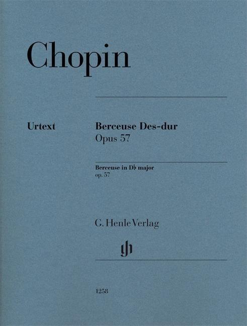 Image of Henle Verlag HN 1258