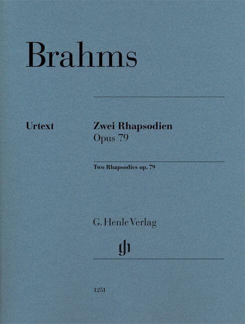 Image of Henle Verlag HN 1251