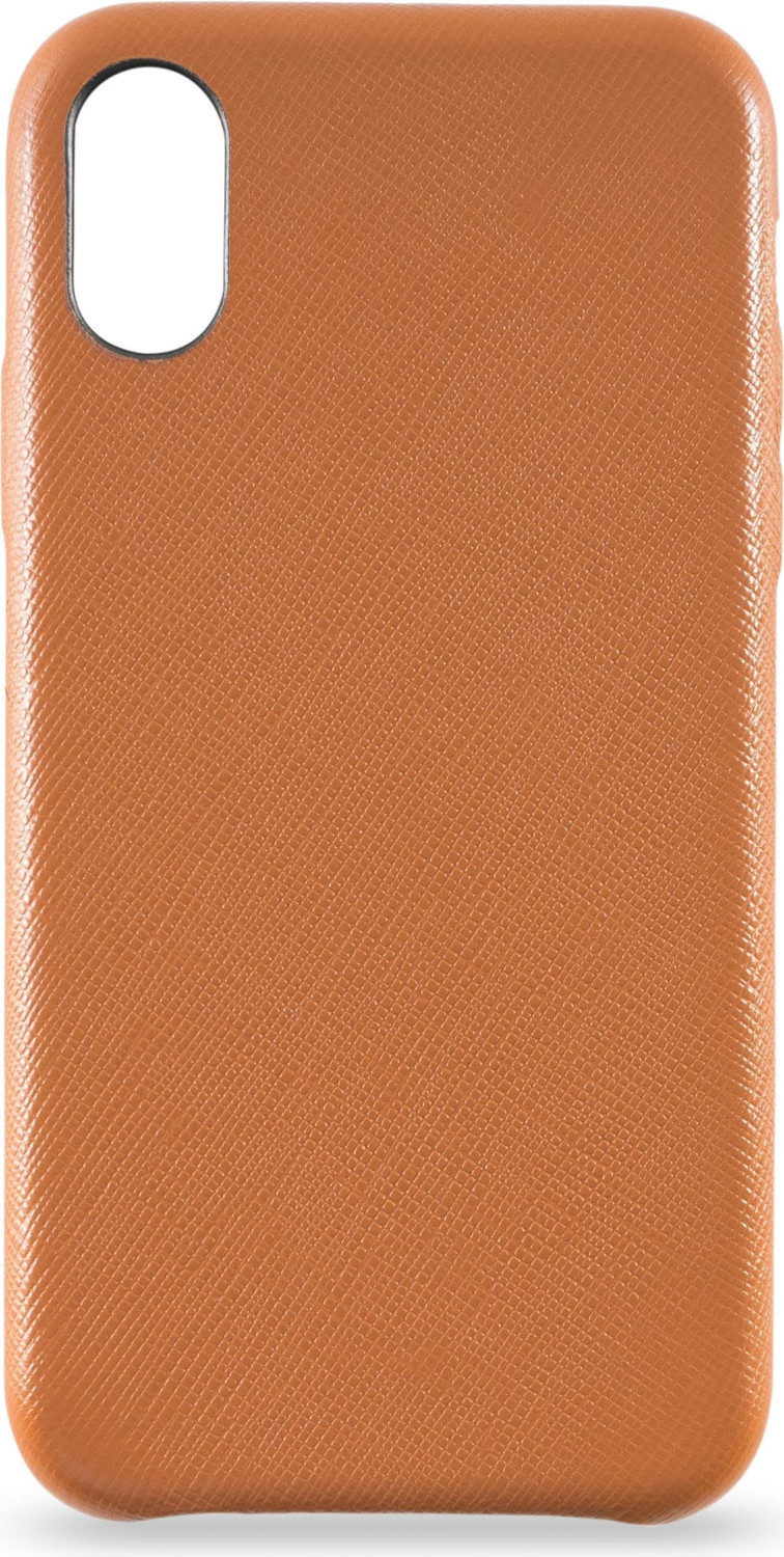Image of KMP Leather Case (iPhone X/Xs) Brown