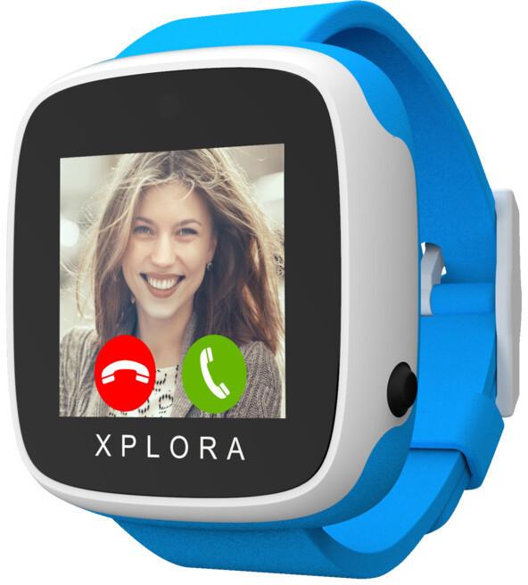 XPLORA GO blau