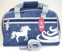 Step by Step Sporttasche 35 cm Blue Pony