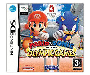 Buy Mario & Sonic at the Olympic Games (DS) from £29 11